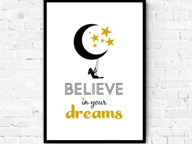 Image 2 - Believe in your Dreams