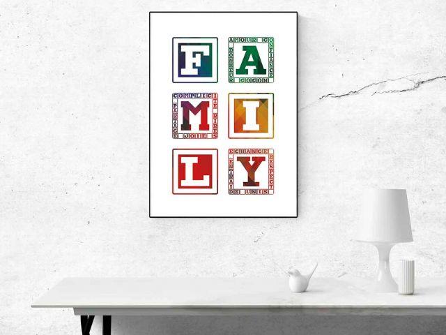 Image 1 - Family Multicolore