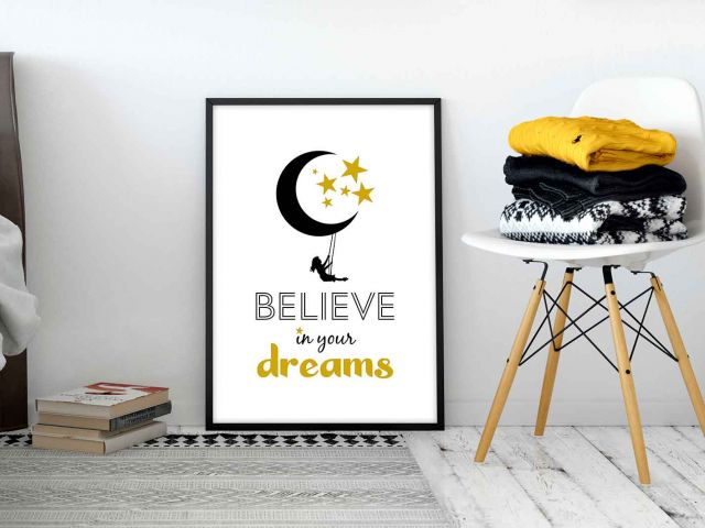 Image Believe in your Dreams