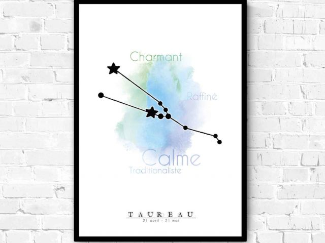 Image 2 - Signe astrologique Taureau
